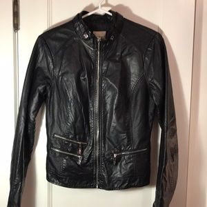 "Guess ""pleather"" Jacket"